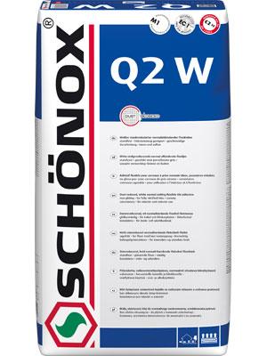 Schönox Weißer Q2 W 50 x 25kg Sack Versandkostenfrei