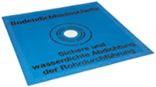 Ottoflex Bodendichtmanschetten 2 Stück im Karton
