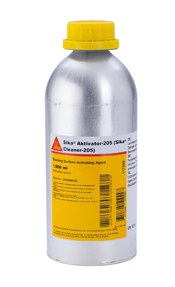 Sika Aktivator 205 1-K Vorbehandlungsmittel für nicht poröse Untergründe Dose 1000ml