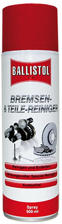 Ballistol Bremsen und Teilereinger 500ml Spray