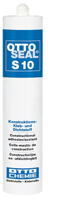 Ottoseal S10 Der Glasbau-Dichtstoff Kartusche 310ml