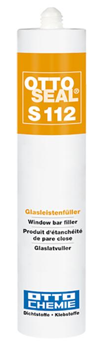 Ottoseal S112 Der Glasleistenfüller Kartusche 310ml