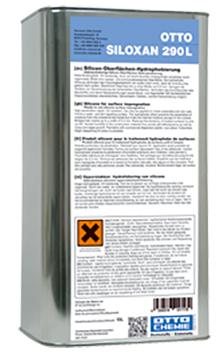Otto SXN Siloxan 290L Die Silicon-Oberflächen-Hydrophobierung Kanister 25Ltr.