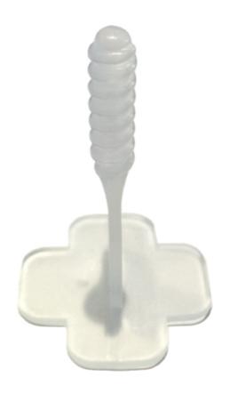 Tiramisu Fliesen Nivelliersystem 250 Basis Laschen 2mm Fugenbreite