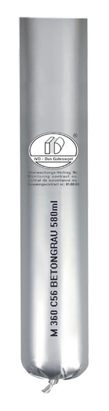 Ottoseal A205 Der Premium Acryl Dichtstoff Folienbeutel 580ml