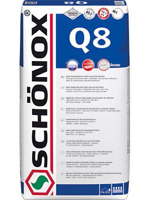 Schönox Q8 50 x 15kg Sack  Versandkostenfrei