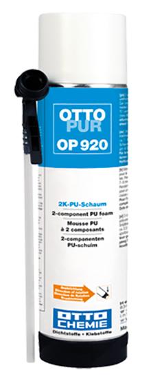 Ottopur 920 Der 2K-PU-Schaum 400ml