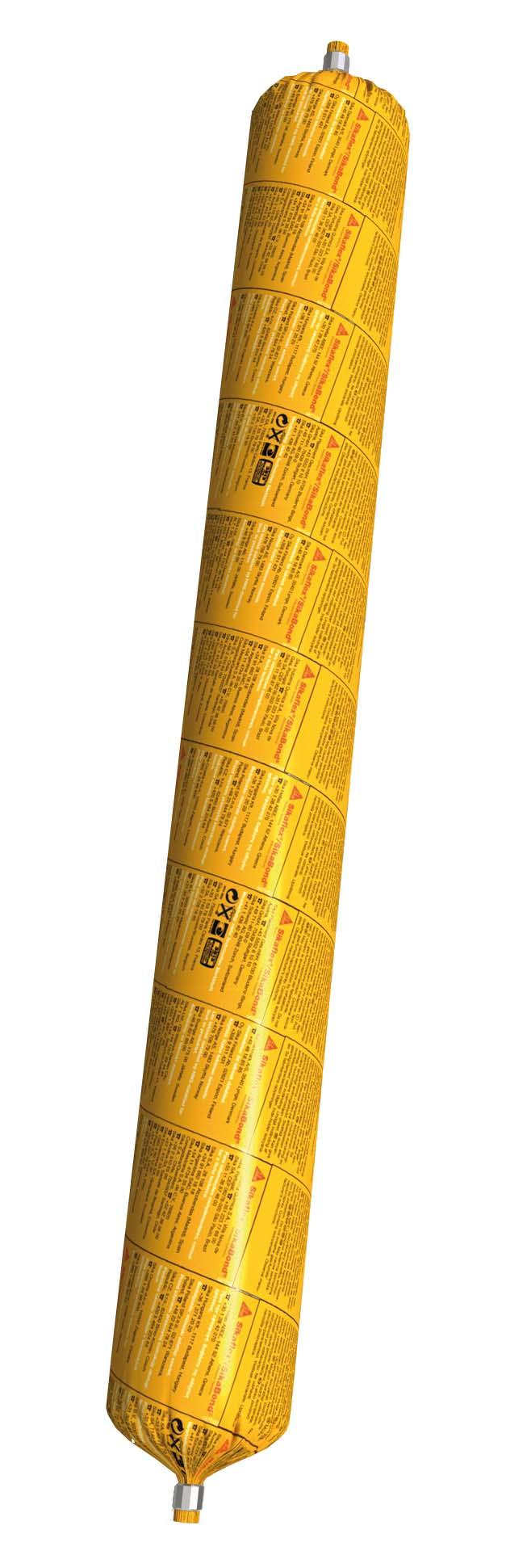 Sikaflex 111 Stick & Seal Karton 20 x 600ml schwarz
