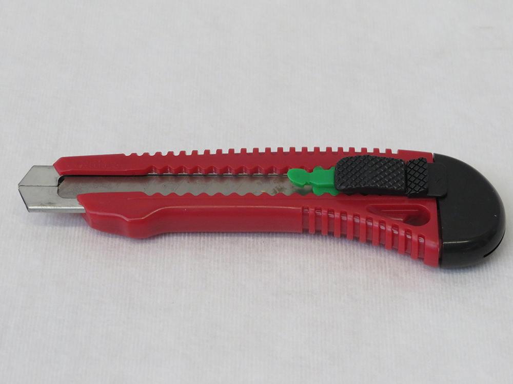 Cutter Messer 18mm Top Qualität mit Metallführung