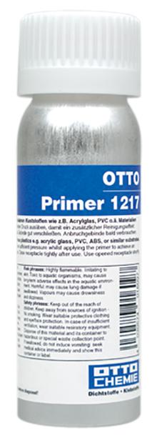 Otto Primer 1217 Der Silicon-Kunststoff-Primer 250