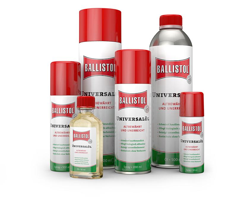 Ballistol Universal Öl Spray 200ml