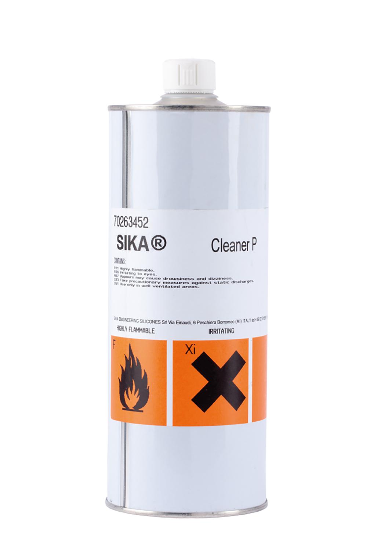 Sika Cleaner G & M Reiniger mit hervorragenden entfettenden Eigenschaften Dose 1000ml