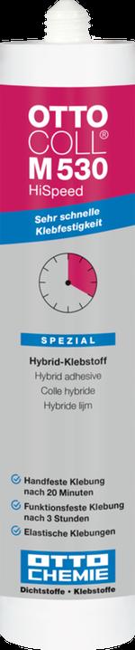Ottocoll M530 HiSpeed Der Hybrid-Klebstoff mit schneller Funktionsfestigkeit Kartusche 310ml