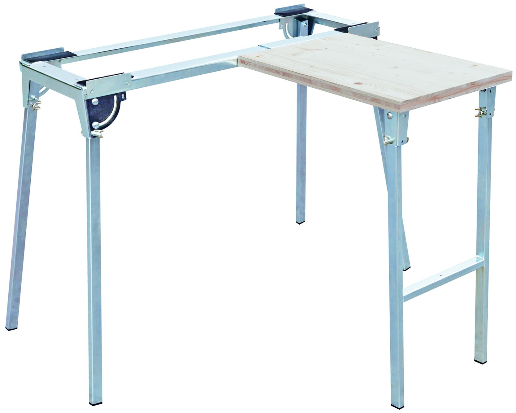 Kaufmann Arbeitstisch mit 1x Erweiterung für TopLine Fliesenschneider
