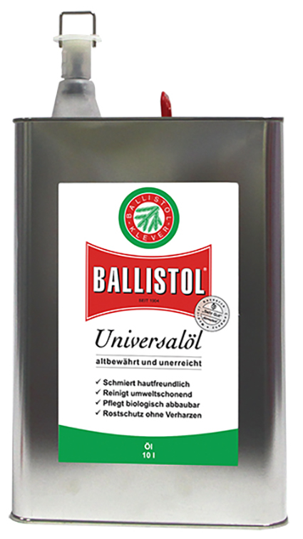 Ballistol Universal Öl Kanister 10Ltr.