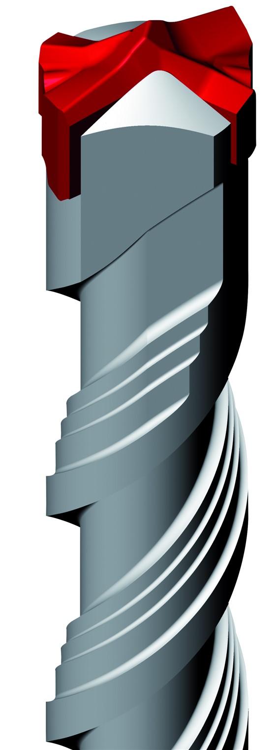 Keil Turbohead X Pro SDS Plus 12mm x 160mm