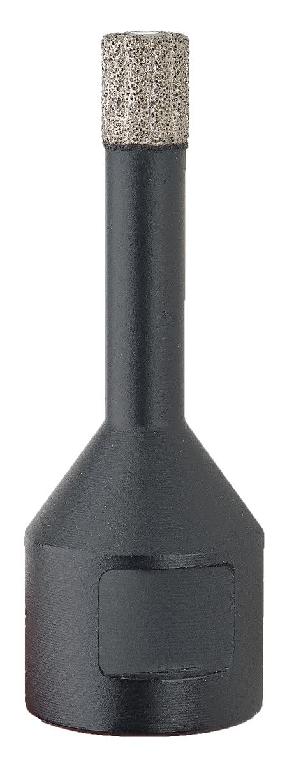 Keil Fliesenbohrer Keramik Diamant mit Innengewinde M14 Durchmesser: 6mm
