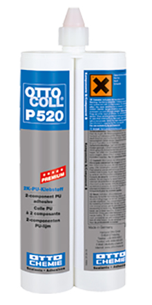 Ottocoll P520 Der Premium-2K-PU-Klebstoff Doppelkartusche 310ml